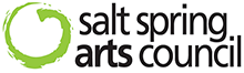 Salt Spring arts Council Retina Logo