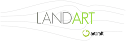 LandArtArtCraft Logo TransparentButton