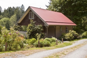 Salt Spring Cottage